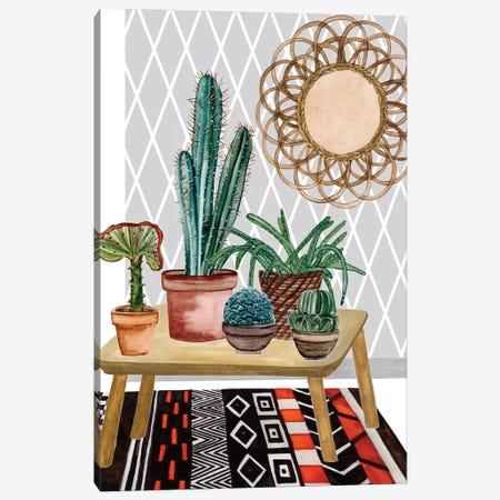 Desert Weavers IV Canvas Print #WNG983} by Melissa Wang Canvas Print