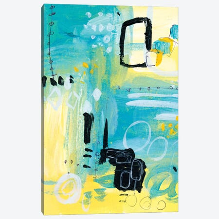 Floating Atmosphere I Canvas Print #WNG998} by Melissa Wang Canvas Art