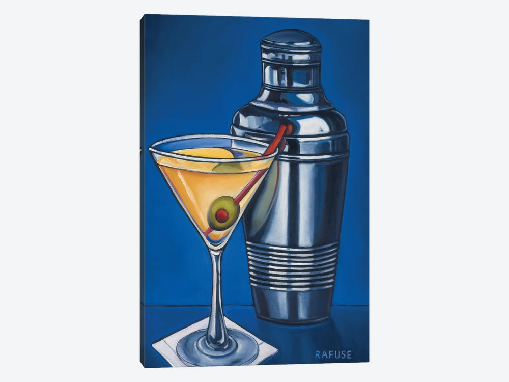 Martini by Will Rafuse 1-piece Art Print