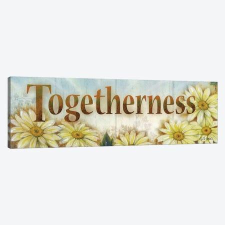 Togetherness Canvas Print #WRG13} by Ed Wargo Art Print