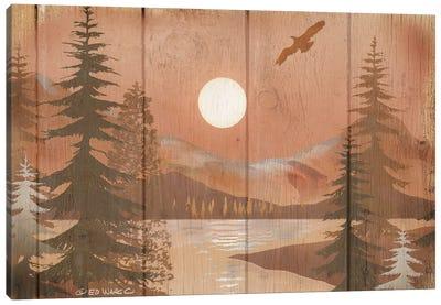 Full Moon II Canvas Art Print