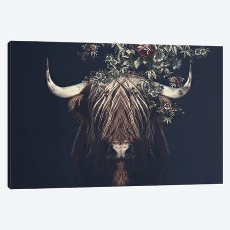 Highlander II Canvas Print #WRI101} by Wouter Rikken Canvas Print