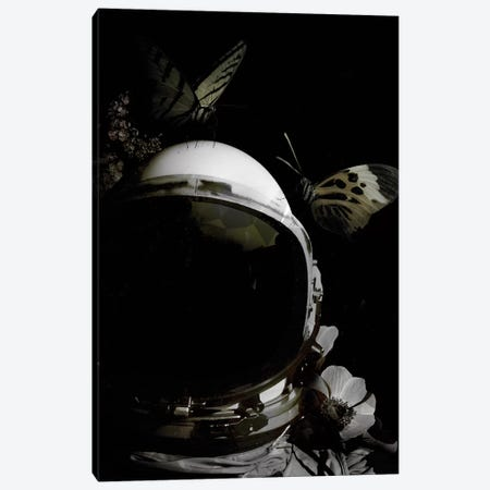 Astronaut Canvas Print #WRI1} by Wouter Rikken Canvas Art