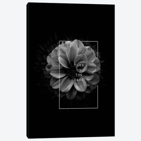 Turn On The Dark Canvas Print #WRI68} by Wouter Rikken Canvas Wall Art