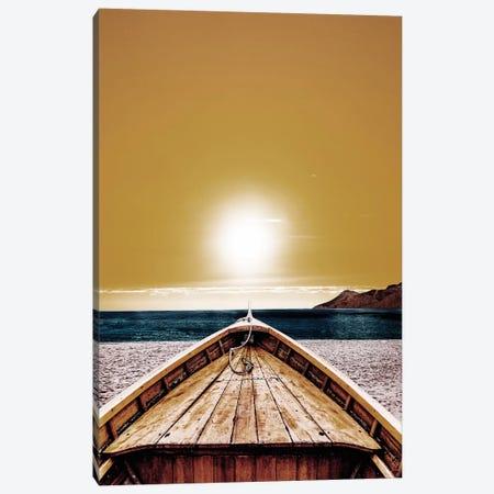 Yellow Summer Canvas Print #WRI81} by Wouter Rikken Canvas Wall Art