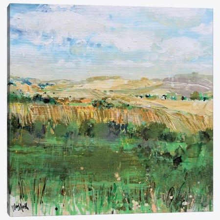 Lorraine Country Canvas Print #WSL111} by Wayne Sleeth Canvas Wall Art