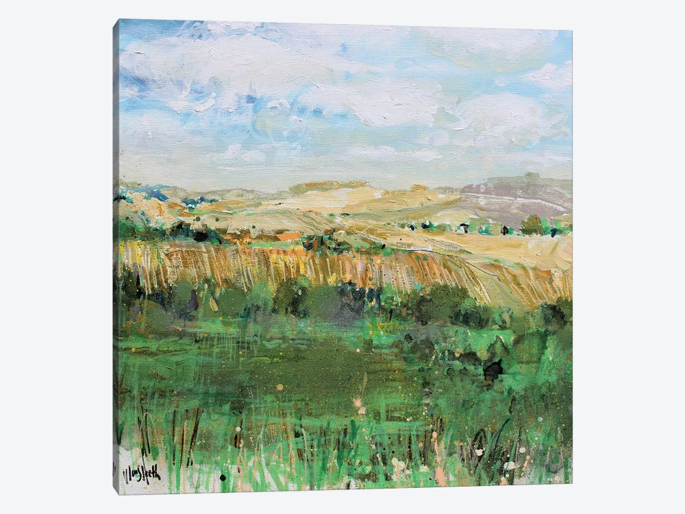 Lorraine Country by Wayne Sleeth 1-piece Canvas Artwork