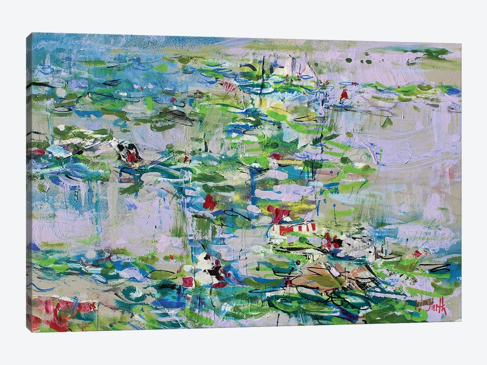 No. 70 by Wayne Sleeth 1-piece Art Print