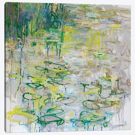Monet Monet Monet no.54 Canvas Print #WSL116} by Wayne Sleeth Canvas Art Print