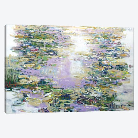 Giverny no.7 Canvas Print #WSL130} by Wayne Sleeth Canvas Art