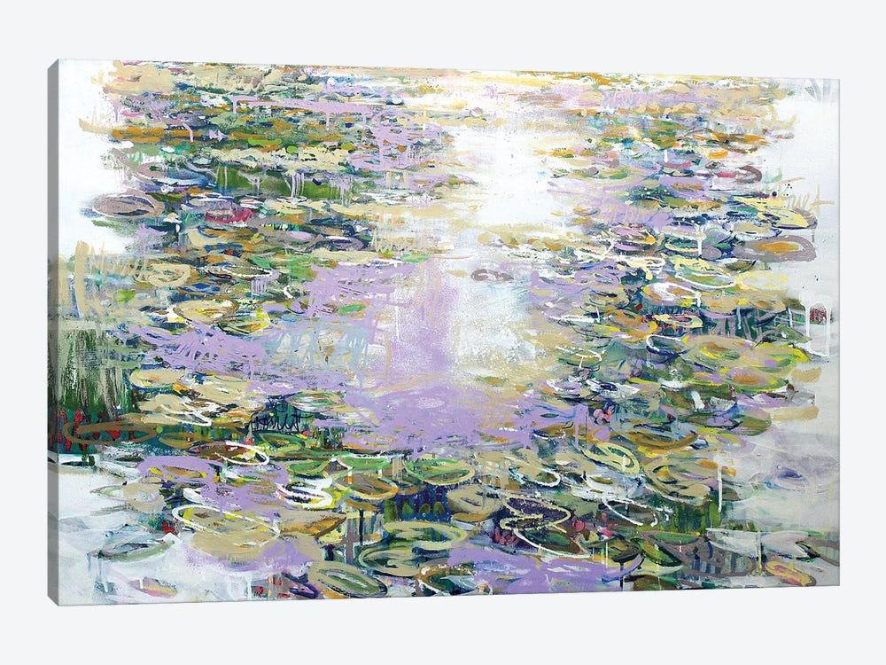 Giverny no.7 by Wayne Sleeth 1-piece Art Print