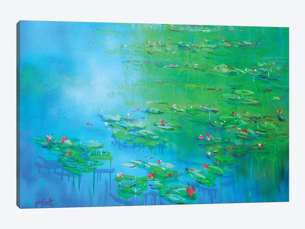 Fluo no.3 by Wayne Sleeth 1-piece Canvas Print