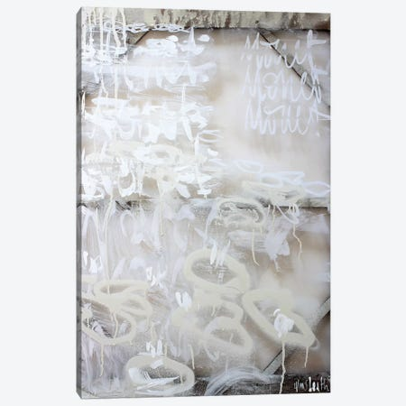 Monet Monet Monet : Ghosts Canvas Print #WSL139} by Wayne Sleeth Canvas Wall Art