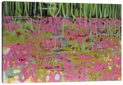 Monet Monet Monet Series: Jouy (No. 19) Canvas Print #WSL13