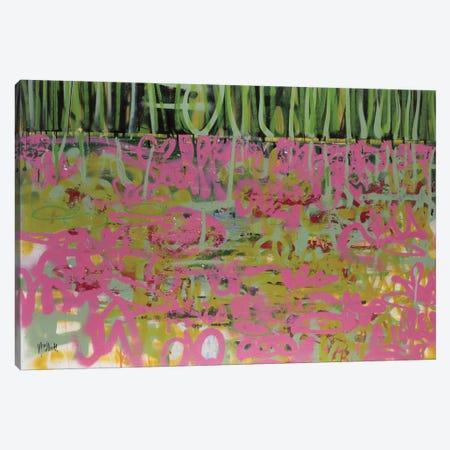 Jouy (No. 19) Canvas Print #WSL13} by Wayne Sleeth Canvas Print