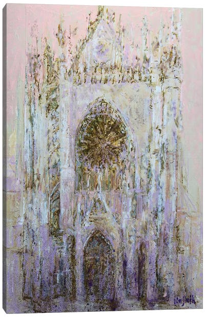Cathedral No.15 Canvas Art Print