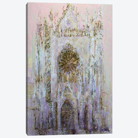 Cathedral No.15 Canvas Print #WSL156} by Wayne Sleeth Canvas Art Print