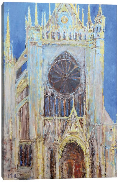 Cathedral No.12 Canvas Art Print