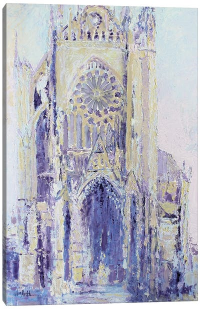 Cathedral No.11 Canvas Art Print