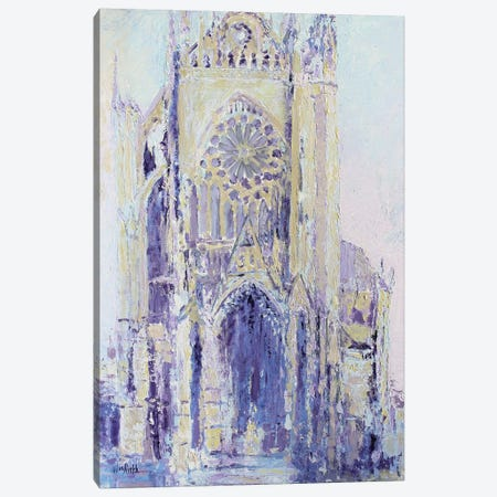 Cathedral No.11 Canvas Print #WSL158} by Wayne Sleeth Canvas Art