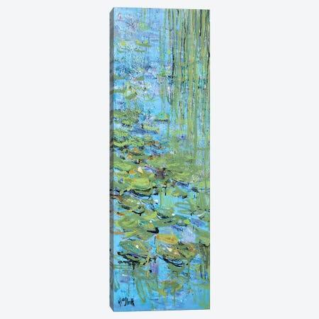 Monet Monet Monet Gilt Canvas Print #WSL167} by Wayne Sleeth Canvas Artwork