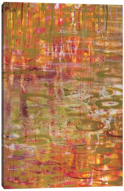 Monet Monet Monet Series: No. 15B Canvas Print #WSL16