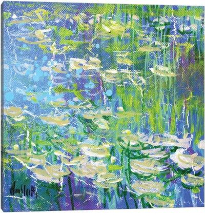 Giverny Study N°3 Canvas Art Print
