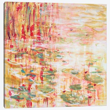 Giverny Study N°4 Canvas Print #WSL172} by Wayne Sleeth Canvas Art