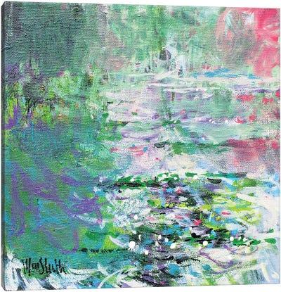 Giverny Study N°5 Canvas Art Print