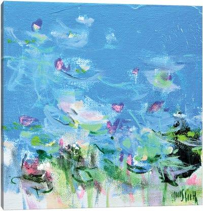 Giverny Study N°7 Canvas Art Print