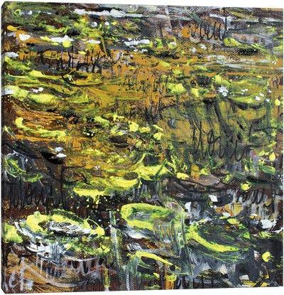 Giverny Study N°11 Canvas Art Print