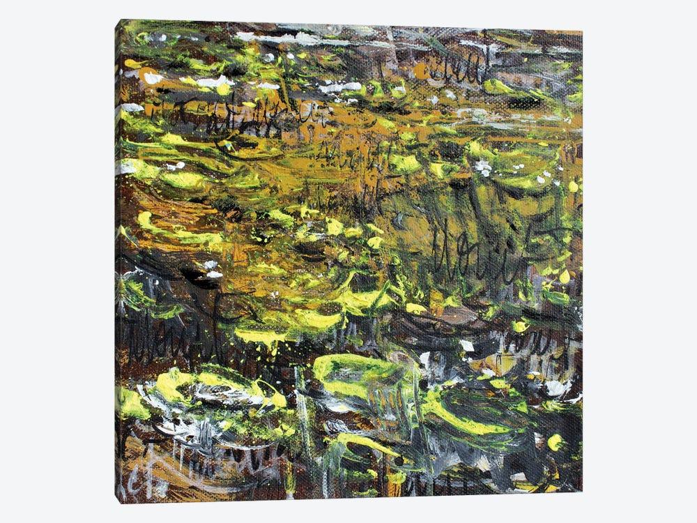 Giverny Study N°11 by Wayne Sleeth 1-piece Canvas Print