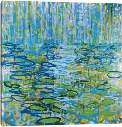Monet Monet Monet Series: No. 16 Canvas Print #WSL17