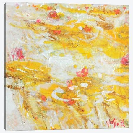 Giverny Study N°18 Canvas Print #WSL188} by Wayne Sleeth Canvas Art Print