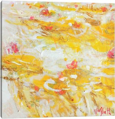 Giverny Study N°18 Canvas Art Print