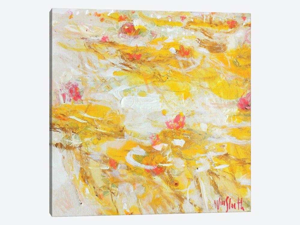 Giverny Study N°18 by Wayne Sleeth 1-piece Canvas Wall Art