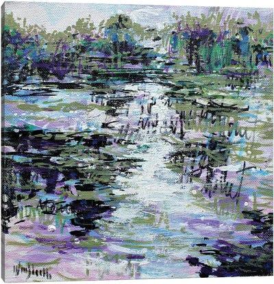 Giverny Study N° 20 Canvas Art Print