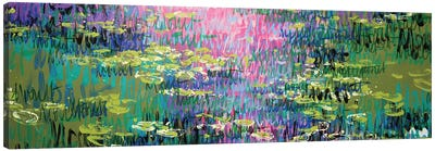 Giverny, Summer Canvas Art Print