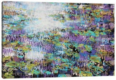 Waterlilies Graff, Giverny Canvas Art Print