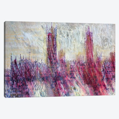 Westminster Sanguine Canvas Print #WSL198} by Wayne Sleeth Canvas Wall Art