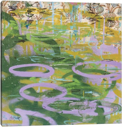 No. 21 Canvas Art Print