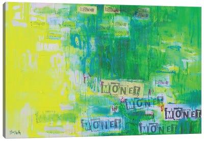 Never Mind The Monet… Canvas Art Print