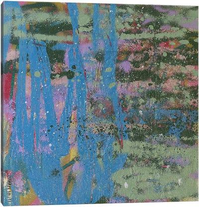 Monet Monet Monet Series: No. 24 Canvas Print #WSL21