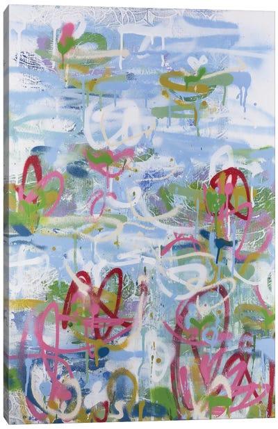 Monet Monet Monet Series: No. 27 Canvas Print #WSL23