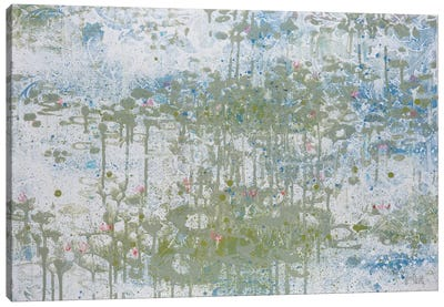 No. 28 Canvas Art Print