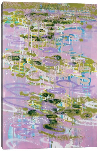 Monet Monet Monet Series: No. 30 Canvas Print #WSL25