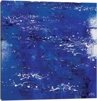 Monet Monet Monet Series: No. 34B Canvas Print #WSL28