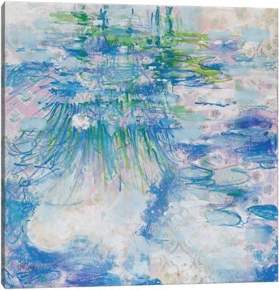 Monet Monet Monet Series: No. 37 Canvas Art Print