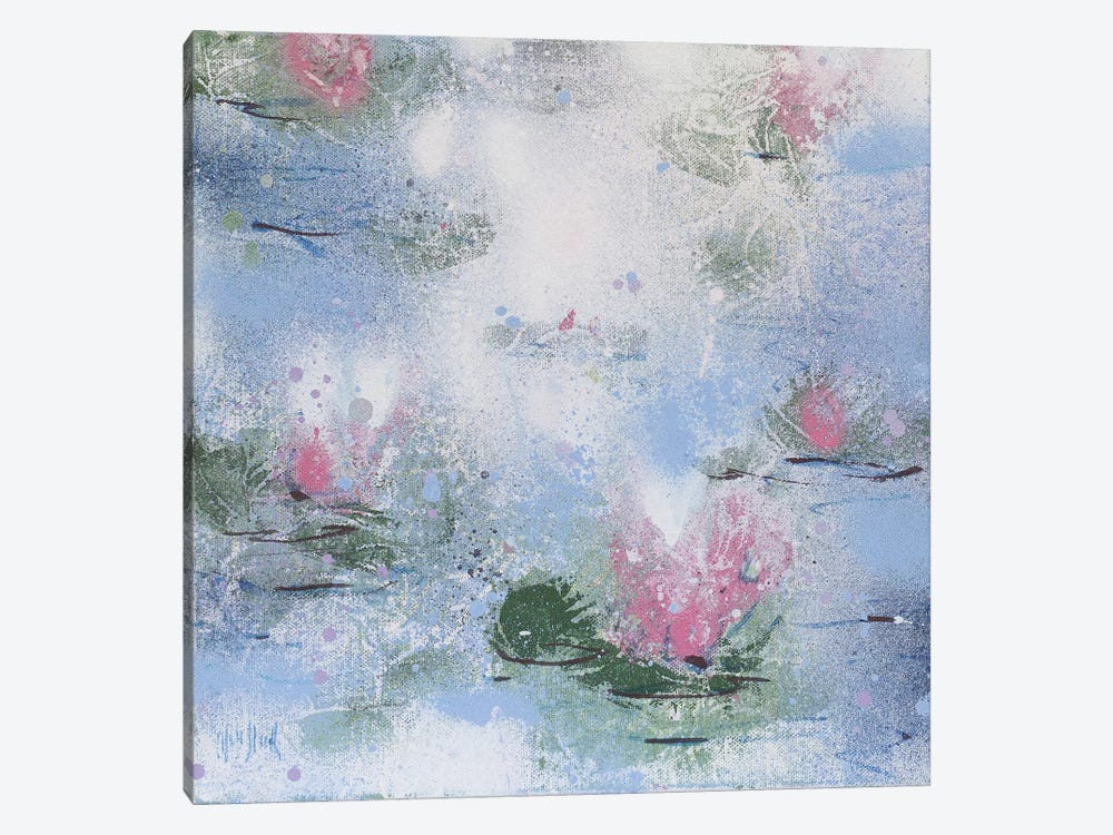 Monet Monet Monet Series: No. 6 by Wayne Sleeth 1-piece Canvas Wall Art
