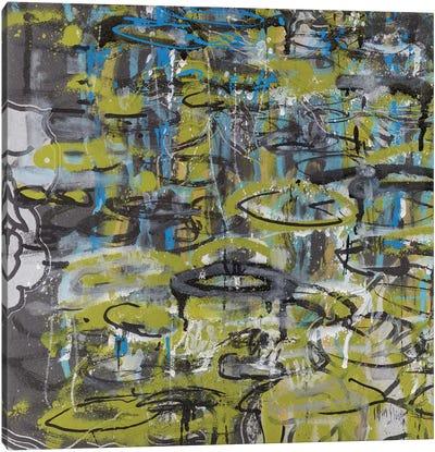 No. 7 Canvas Art Print